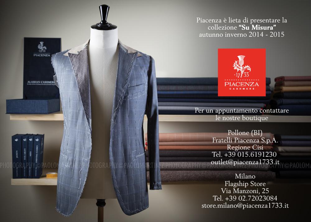 Piacenza Cashmere | Advertising 2014/2015